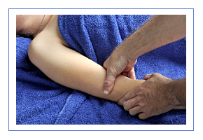 Manuelle Lymphmassage